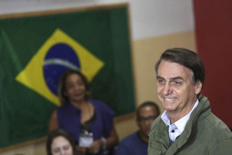 Jair Bolsonaro eleito Presidente: «Vamos mudar o destino do Brasil»