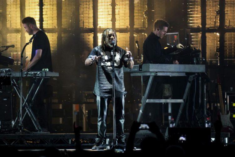 Massive Attack em Lisboa em fevereiro com espetáculo de celebração de
