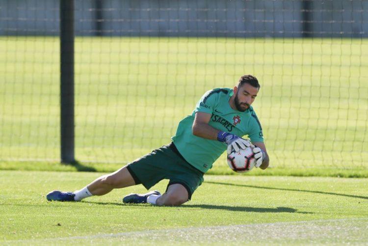 Sporting confirma transferência de Rui Patrício para o Wolverhampton por 18 ME