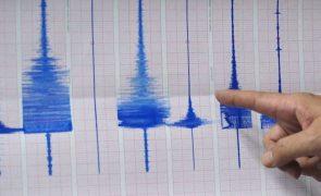 Sismo de 3,4 de magnitude sentido no norte