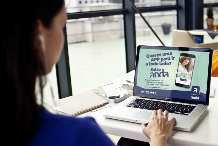 Aplicação do Andante divulgou dados pessoais e passwords de utilizadores