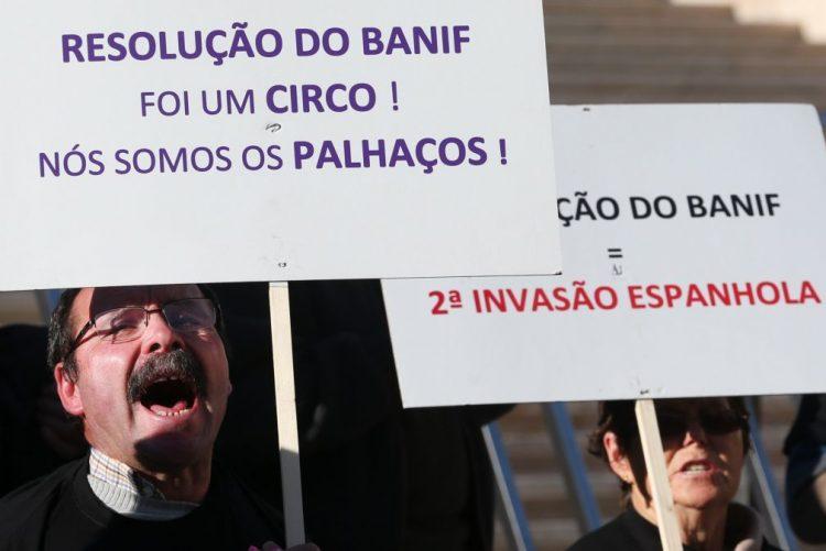 Lesados do Banif protestam 6.ª feira na Madeira por ocasião da visita de Marcelo