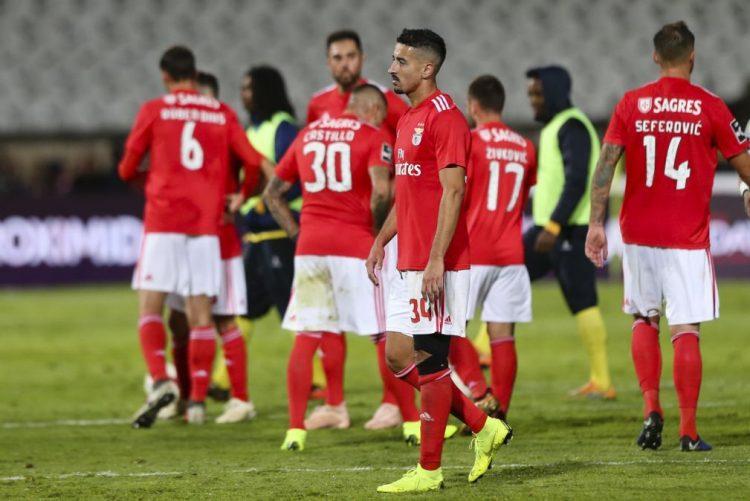 Benfica tenta regressar às vitórias frente ao Moreirense