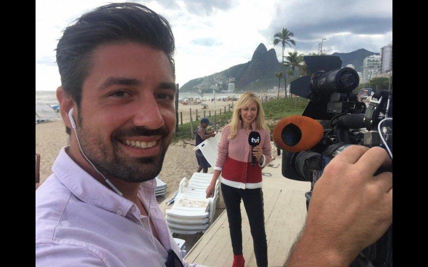 A explicação de Judite Sousa para o polémico vídeo