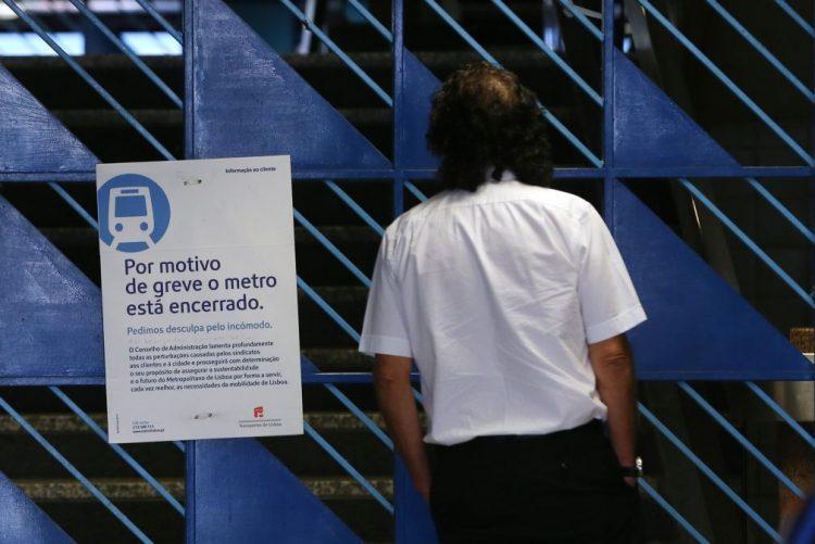 Metro de Lisboa em greve também na quinta-feira no último dia da Web Summit