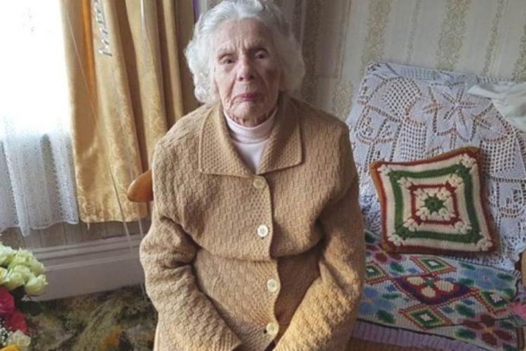 Morreu a idosa de 100 anos vítima de agressão em assalto