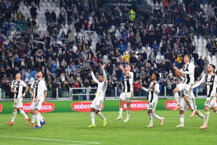 Juventus ganha sem golos de Ronaldo, João Mário marca na goleada do Inter