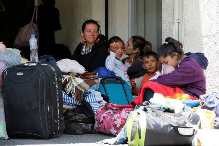 Equador promove protocolo para ajudar menores e famílias migrantes da Venezuela