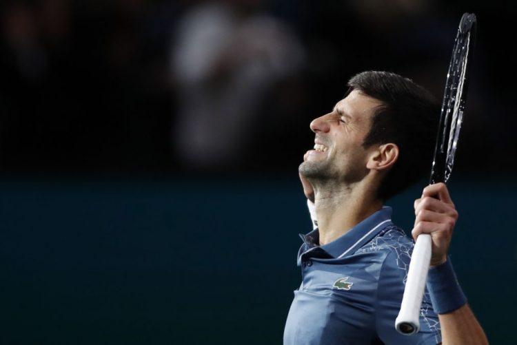 Novak Djokovic sobe a número um e João Sousa é 45.º