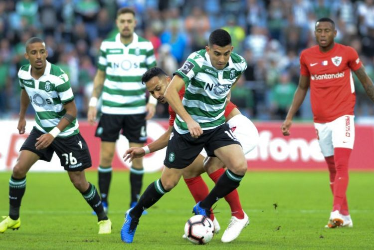 Alerta Sporting: Lesão obriga Battaglia a ser operado já amanhã
