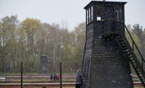 Antigo guarda de campo de concentração nazi começa hoje a ser julgado na Alemanha