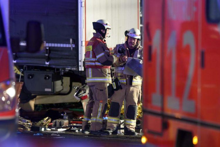 Governo sem informação de vítimas portuguesas em incidente em Berlim