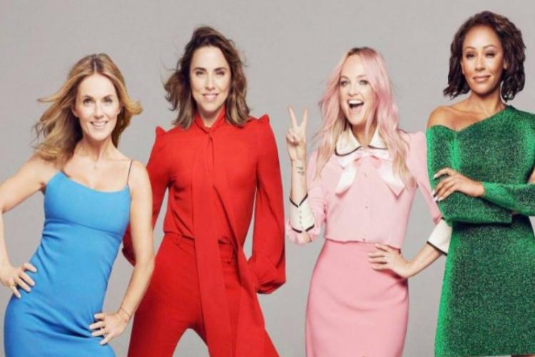 Já são conhecidas as primeiras datas da tour das Spice Girls