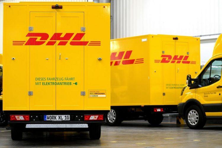Lucro do Deutsche Post DHL afunda 33% para 1.262 milhões de euros até setembro