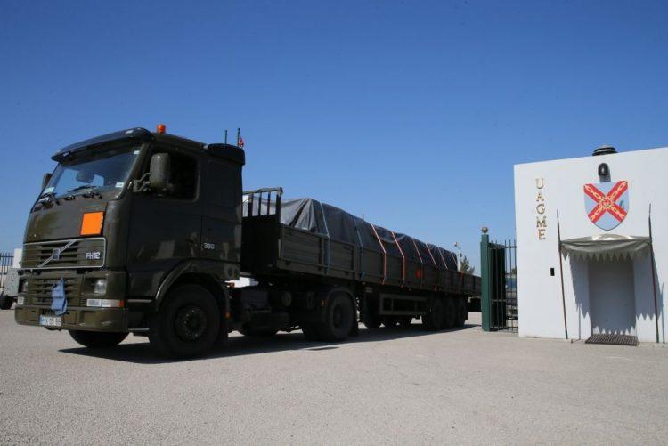 Comissão de inquérito a Tancos toma posse dia 14 de novembro