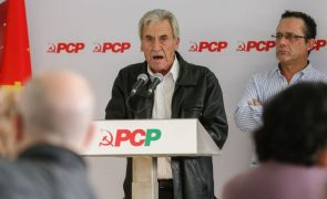 Jerónimo diz que PCP identifica-se com intervenções de um PR