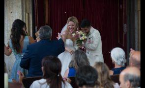 Noiva de Casados à Primeira Vista não perdoa Hugo: «Não me deixa respirar»