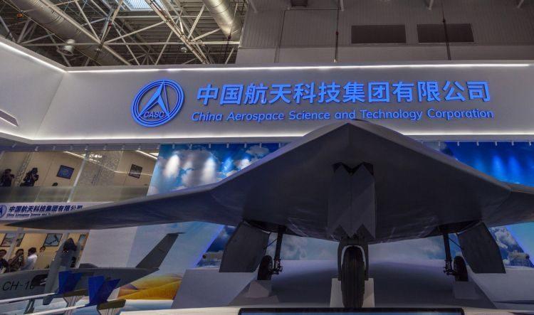 China revela novo 'drone' de combate furtivo