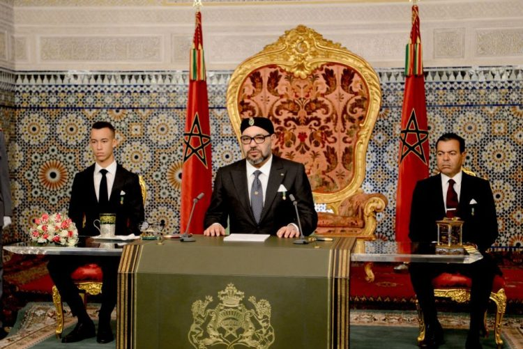 Rei de Marrocos propõe à Argélia diálogo
