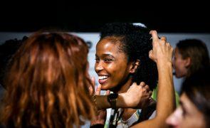 Portuguesa Isilda Moreira estreia-se quinta-feira no desfile anual da Victoria's Secret