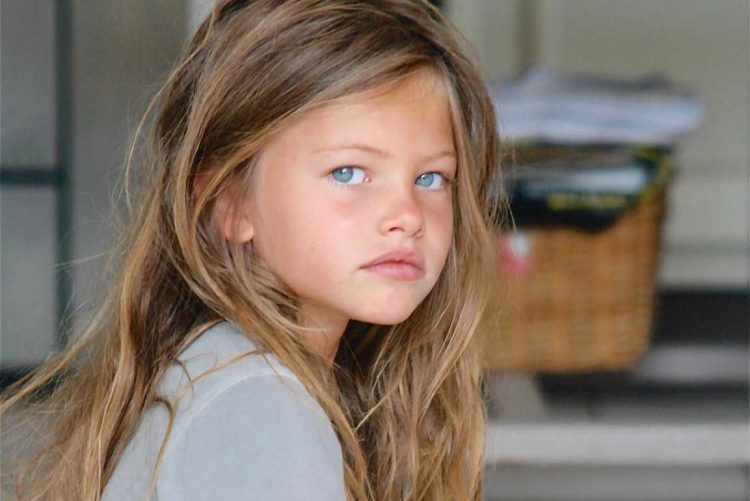 10 anos depois, veja como está a menina mais bonita do mundo