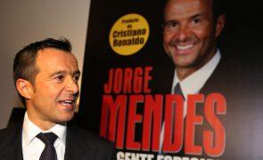 Transferência de Mbappé rendeu nove milhões de euros a Jorge Mendes, segundo Football Leaks