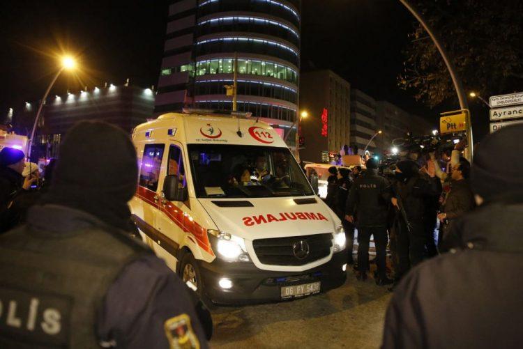 Autoridades turcas impõem 'blackout' à cobertura da morte de Karlov