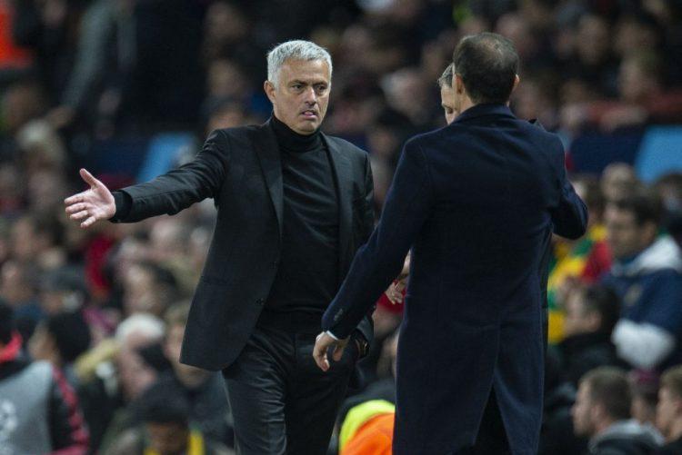Federação inglesa recorre de decisão de não punir José Mourinho