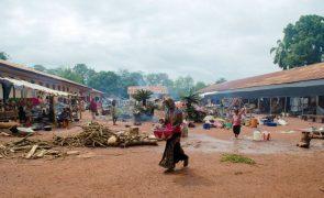 ONU alerta para tragédia humana se não houver assistência alimentar urgente na República Centro-Africana