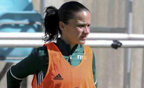 Árbitra portuguesa Sandra Bastos nomeada para o mundial sub-17