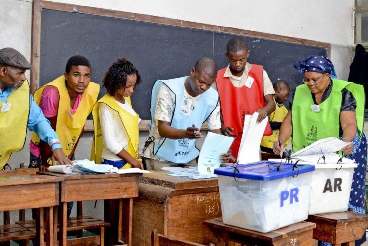 Eleições gerais do próximo ano em Moçambique vão custar 245 milhões de dólares