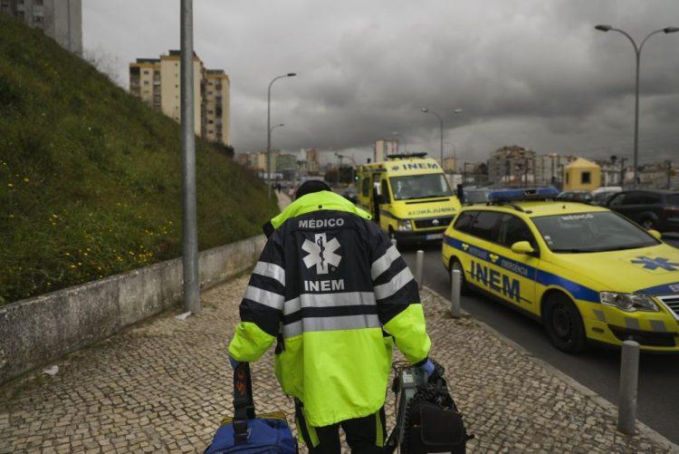 Rede de Viaturas Médicas de Emergência e Reanimação está