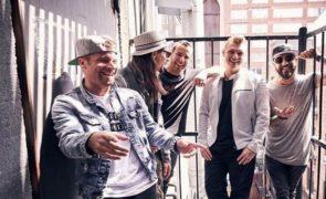 Backstreet Boys estão de volta a Portugal no próximo ano