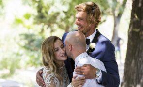 Dave quer terminar casamento com Eliana