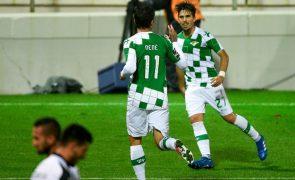 Moreirense vence Portimonense e sobe a 6.º na I Liga [vídeo]