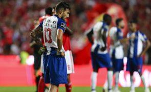 FC Porto e Sporting de Braga discutem liderança no Dragão