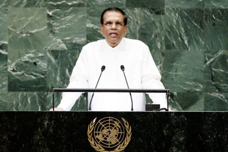 Presidente do Sri Lanka dissolve Parlamento e convoca eleições