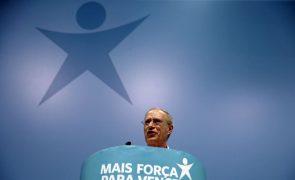 Louçã considera atual acordo com PS irrepetível e pede