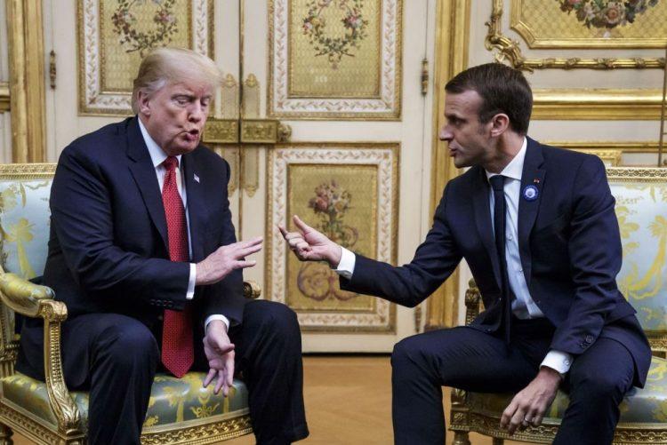 Presidente francês diz que