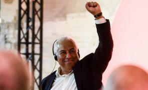 António Costa  diz que o governo