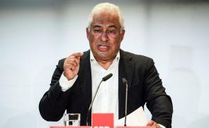 António Costa apela à mobilização