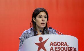 Mariana Mortágua diz que BE está