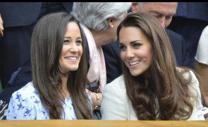 Já se sabe o nome do sobrinho de Kate Middleton