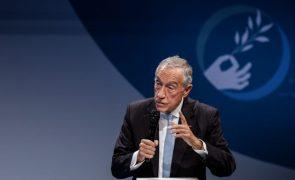 Marcelo defende multilateralismo em aula aberta no Fórum da Paz de Paris