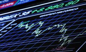 Bolsas europeias em baixa à espera do OE de Itália e de avanços do 'Brexit'