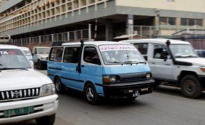 Angola já registou este ano quase 1.800 mortes nas estradas e mais de 8.000 feridos
