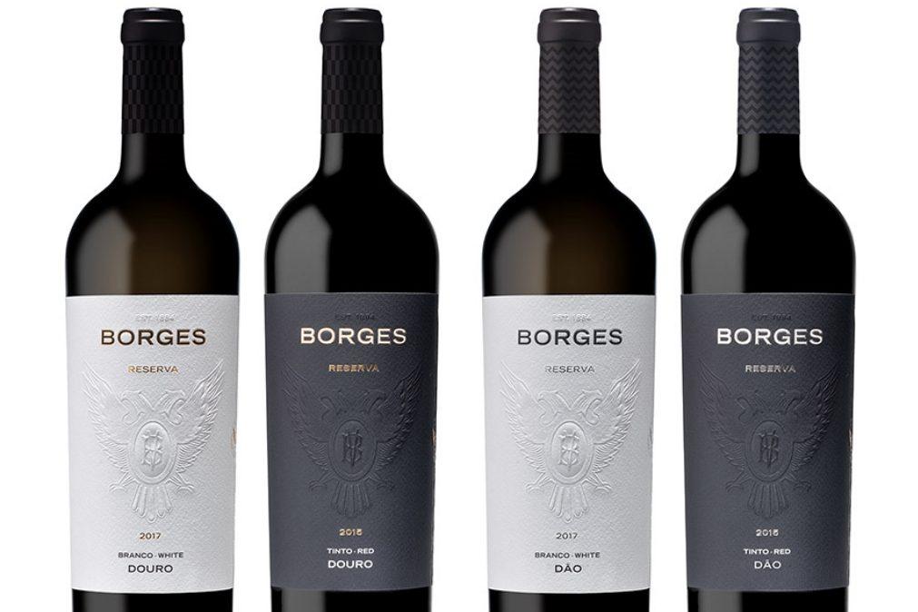 Vinho: Nova imagem dos Borges Reservas aposta na exclusividade