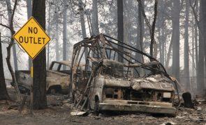 Governo português solidariza-se com EUA devido a incêndios fatais na Califórnia