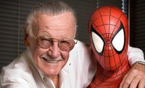ÚLTIMA HORA: Morreu Stan Lee, criador de super-heróis da Marvel