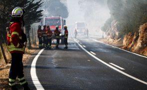 Bombeiros sapadores e municipais protestam na quarta-feira por estatuto em Lisboa